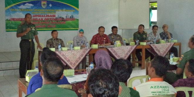 Optimalisasi Lahan di Kabupaten Batang