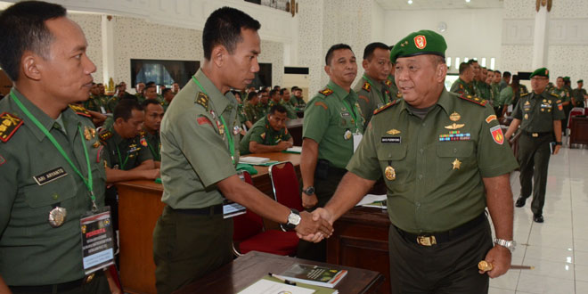 Pejabat Personel dan Intelijen Berperan Penting dalam Penyelesaian Masalah Hukum
