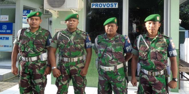 Peran Provost dalam Penegakan Hukum dan Tata Tertib Kesatuan TNI