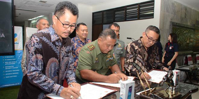 "Kodam IV/Diponegoro dan Smartfren Sukseskan Swasembada Pangan dengan ""SiPinter"""