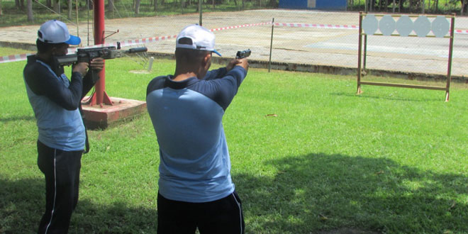 Tournament Tembak Reaksi Airsoft Gun Dalam Rangka HUT TNI-AU ke 69