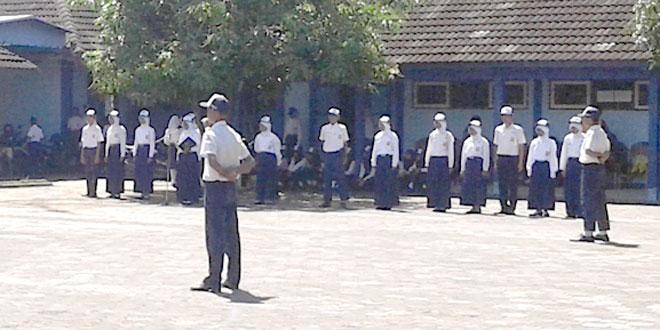 Lomba PBB Tingkat SMP  Kecamatan Jatibarang