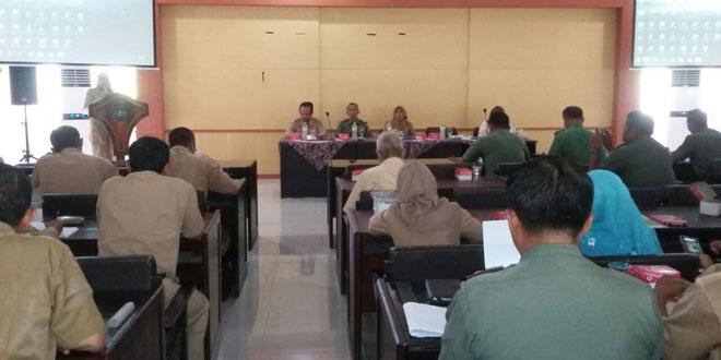 Rapat Koordinasi dan Evaluasi Upaya Khusus Padi, Jagung dan Kedelai Tahun 2015