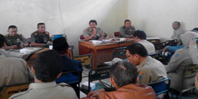 Rapat Koordinasi Dalam Rangka Memperingati HUT Kabupaten Tegal