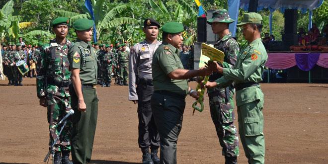 TMMD Bangun Kebersamaan TNI dan Masyarakat