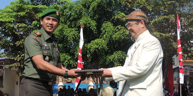 Upacara Pembukaan TMMD Sengkuyung Tahap I Tahun 2015 Kodim 0735/Surakarta