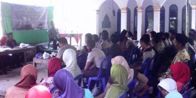 Aktifitas Perdana Latsitarda Kecamatan Kemranjen
