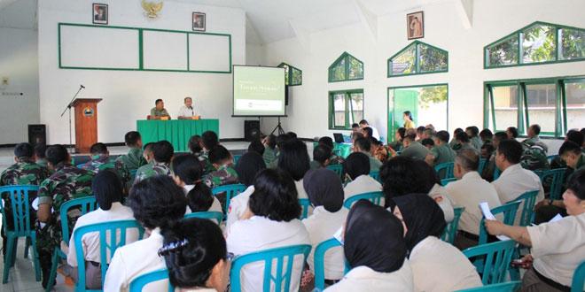 Sosialisasi Perumahan dari PT. Taman Sentosa Kota Surakarta