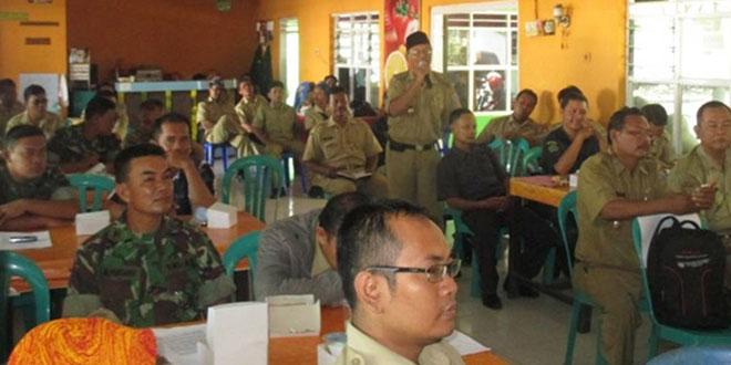 Rapat Koordinasi Monitoring, Evaluasi dan Pelaporan Keberadaan Orang Asing, Faham Radikalisme dan Organisasi Kemasyarakatan