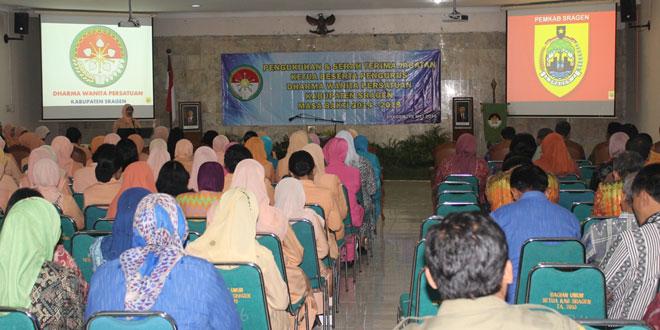 Peran Darma Wanita Persatuan Sangat Penting