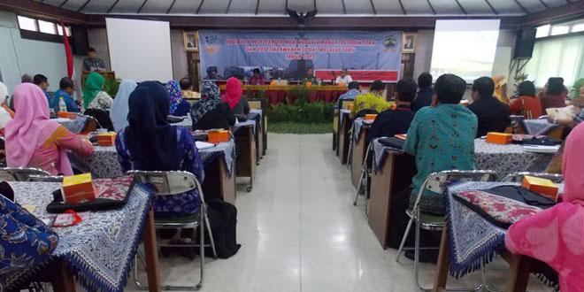Kasdim 0733 Kota Semarang sebagai Narasumber dalam Kegiatan PK3S Tahun 2015
