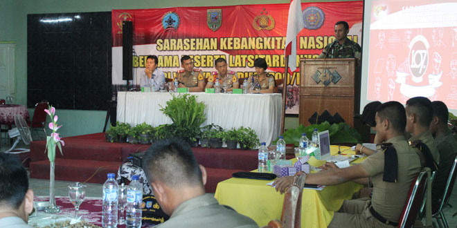 Bangkitkan Semangat Kerja Keras Menuju Indonesia Maju Sejahtera