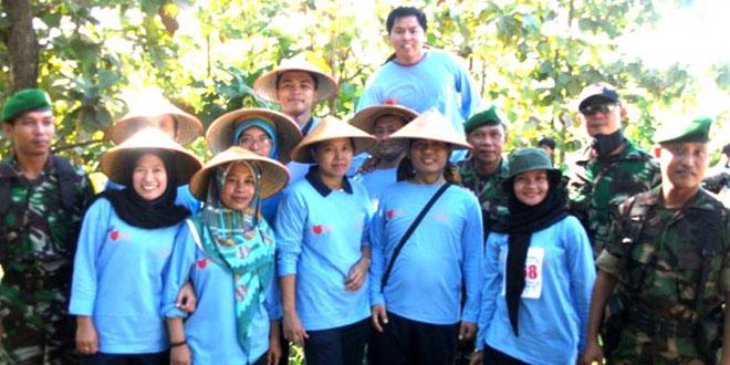 Napak Tilas Raden Mas Said Dalam Rangka Hari Jadi Ke-274 Kab. Wonogiri