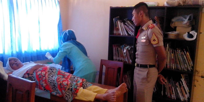 Pelayanan KB Gratis Latsitarda Nusantara XXXV 2015