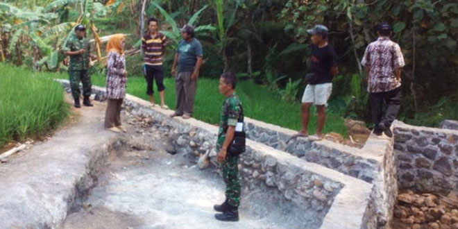 Pembangunan Irigasi Mendukung Swasembada Pangan