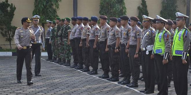 Kodim 0710/Pekalongan Gelar Pasukan Operasi Patuh Candi