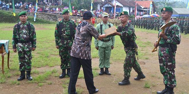 TMMD Sengkuyung Tahap I 2015 Over Prestasi