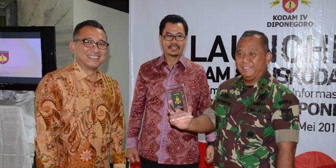 "Teknologi ""SIPINTER""  Kodam IV/Diponegoro Sukseskan Swasembada Pangan"