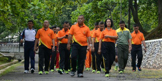 Kodam IV/Diponegoro Sukses Meraih Juara 1 Sampai 4  Program Swasembada Pangan
