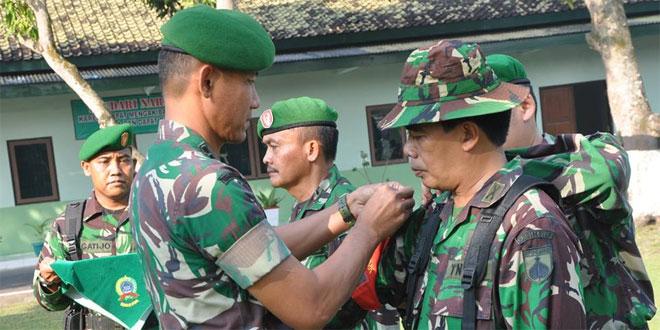 Kodim 0729/Bantul Siap Siaga Membantu Masyarakat Kabupaten Bantul