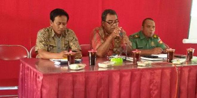 Sosialisasi Program GP-PTT Kedelai Kab. Klaten