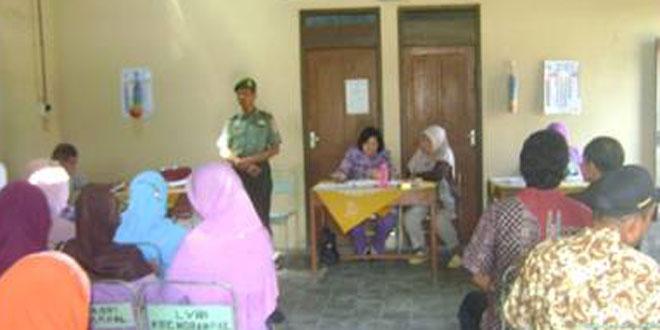 Bati Tuud Silahturrahmi dengan KB – TNI