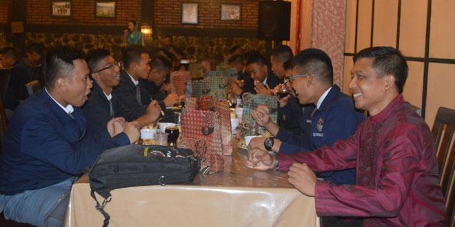 Dandim 0705/Magelang Buka Puasa Bersama Siswa SMA Taruna Nusantara