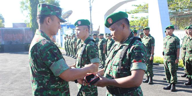 Tingkatkan Disiplin Prajurit TNI, Hadiahi Jam Tangan