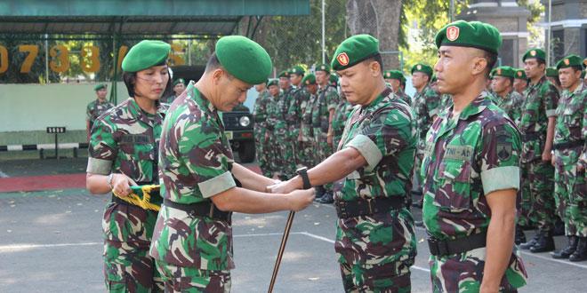 Panglima TNI hadiahkan 337 Jam Tangan Untuk Anggota Babinsa di Kodim 0733 Kota Semarang