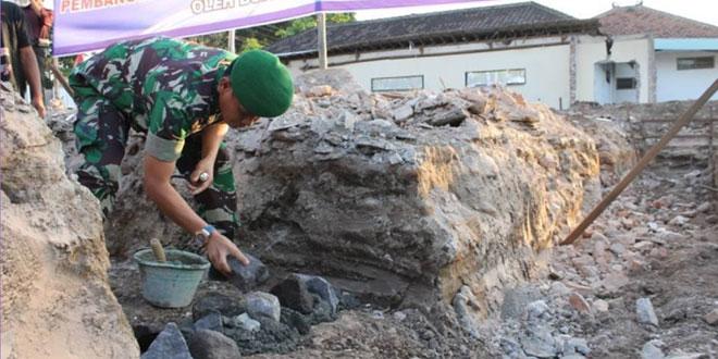 Peletakan Batu Pertama Pembangunan Kantor Kecamatan Colomadu-Karanganyar
