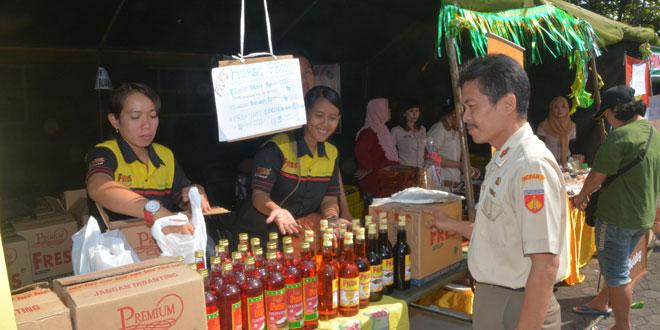 Kodam IV/Diponegoro Memenuhi Kebutuhan Pokok dengan Pasar Murah