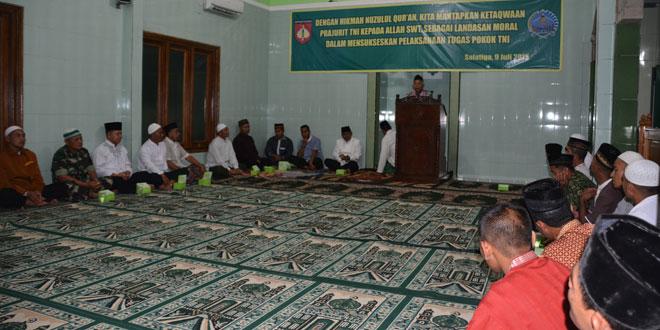 Peringatan Nuzulul Qur'an di Masjid At-Taqwa