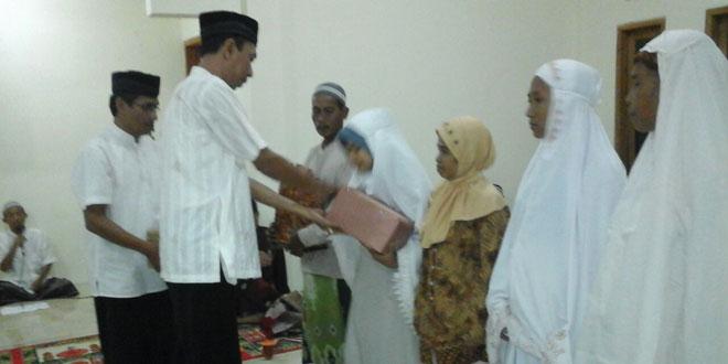 Koramil 18/Girimarto Adakan Safari Ramadhan