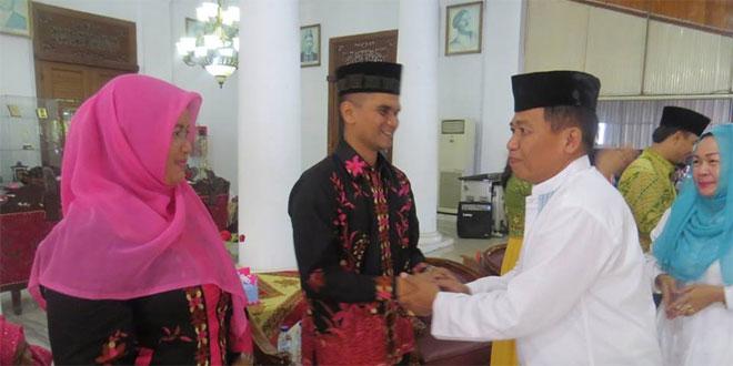 Halal Bihalal Forkompinda Kabupaten Brebes