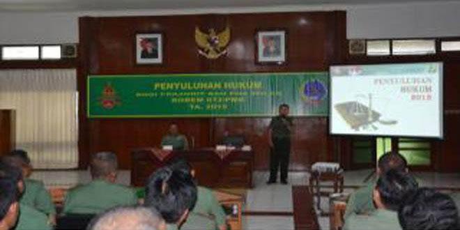 Seluruh Anggota TNI Berhak Mendapatkan Pendampingan Hukum