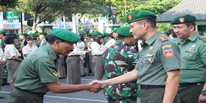 Kodim 0733 Kota Semarang Halal Bihalal Bersama Seluruh Anggota