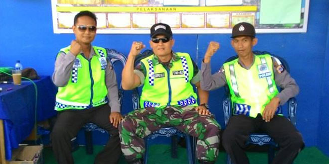 Kodim 0732/Sleman Dukung Pengamanan Lebaran