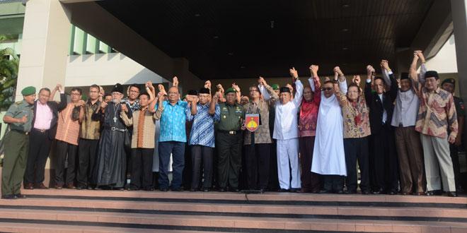 Pangdam IV : Jaga Toleransi dan Kerukunan Antar Umat Beragama
