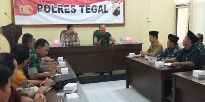 Rapat Koordinasi Bersama FKUB Kabupaten Tegal