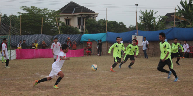 Turnamen Futsal Piala Dandim 0726 Sukoharjo Cup 1