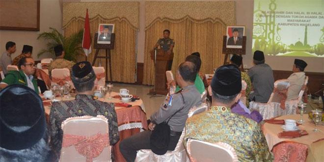 Silaturahmi Muspida Kabupaten Magelang dengan Tokoh Agama, Pemuda dan Masyarakat