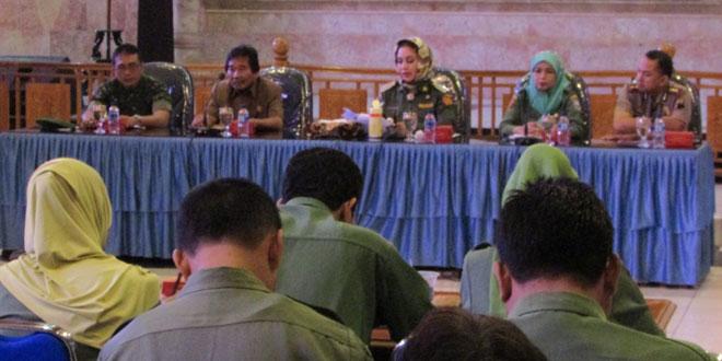 Rapat Koordinasi Forkopimda dengan FKUB