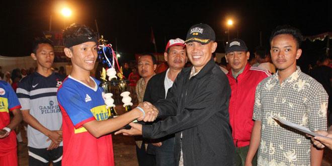 Tim Indegenious Juarai Turnamen Futsal Dandim Cup