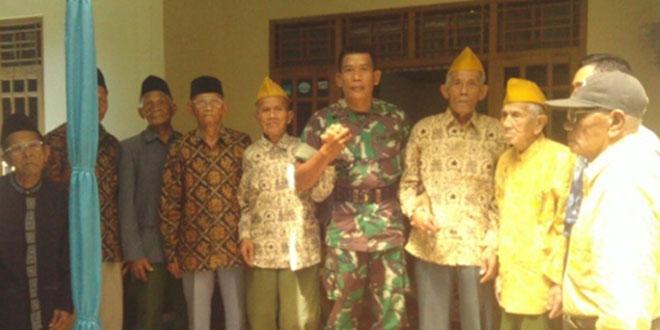 Menjalin Tali Silahturrohim dan Komsos di Wilayah Binaan