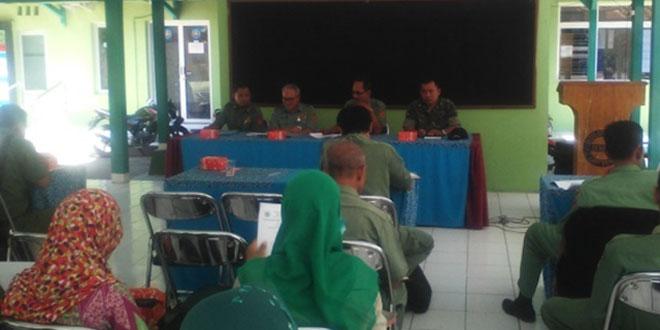 Rakor Dalam Rangka Menyambut Kegiatan HUT RI Ke 70 Tingkat Kecamatan Kramat Kabupaten Tegal