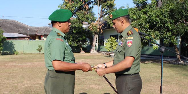 Upacara Purna Tugas Anggota Kodim 0735/Surakarta