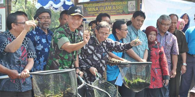 Dandim 0732/Sleman Panen Ugadi Bersama KKP