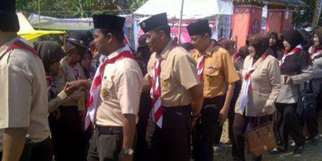 Peringatan Hari Pramuka Ke 54 Kabupaten Demak