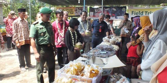 Klomtan Sido Makmur III Bantul Ikuti Lomba Tk. Nasional Kategori Tanaman Jagung