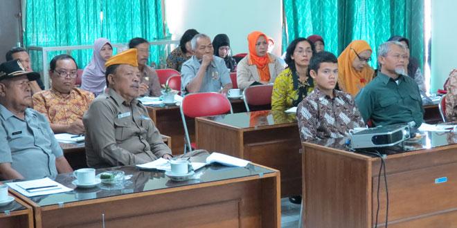 Forum Dialog Wawasan Kebangsaan se Kab. Wonogiri